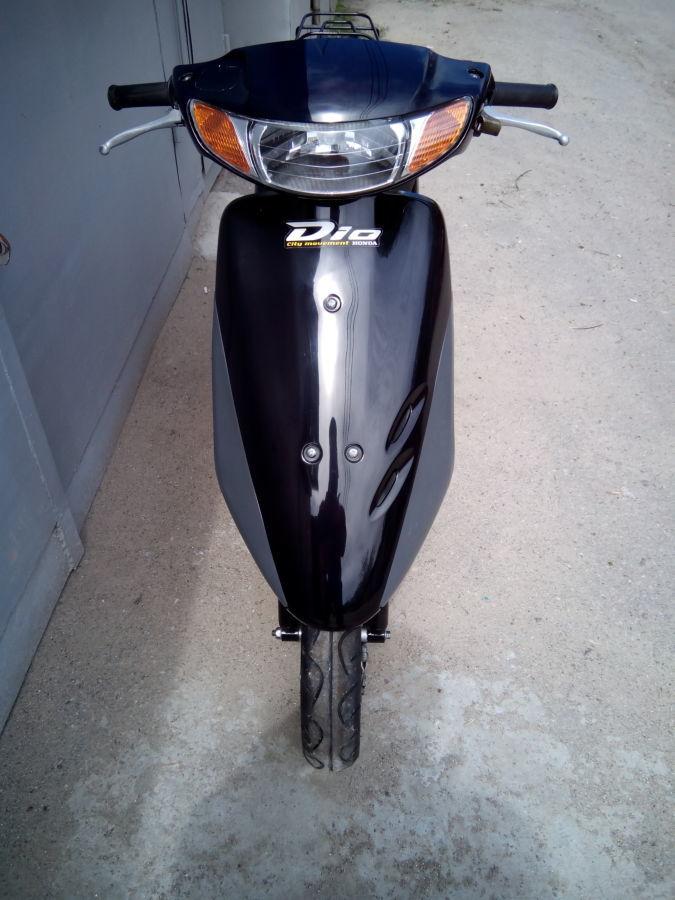 Фото 4 - скутер  Honda Dio AF-34