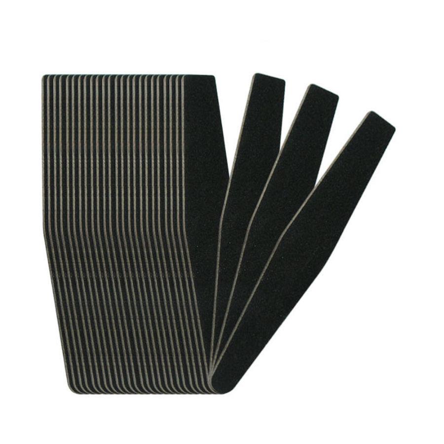 Шлифовальные пилки для ногтей 100/180 1шт