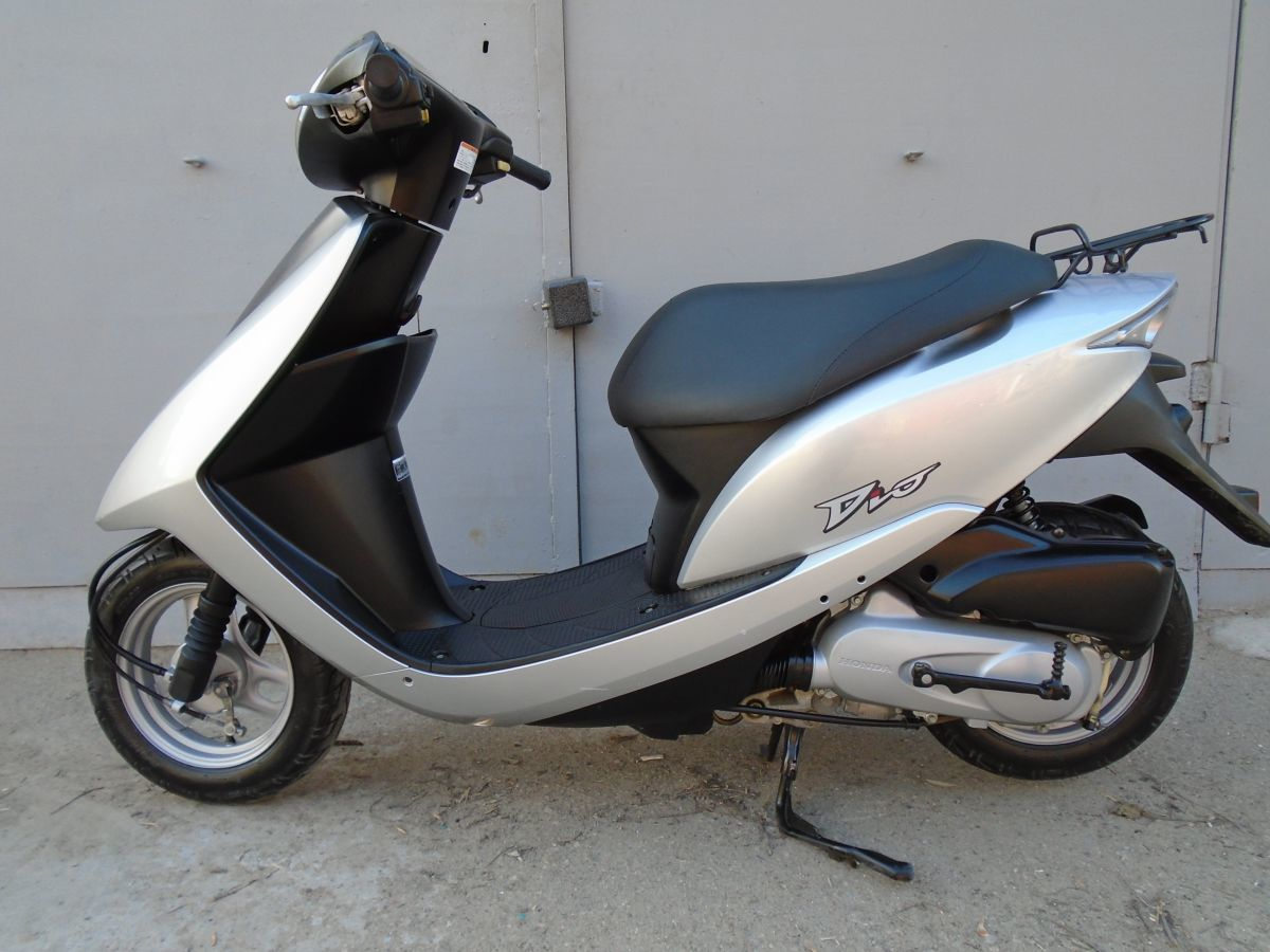 Фото - продам скутер Honda Dio AF-62