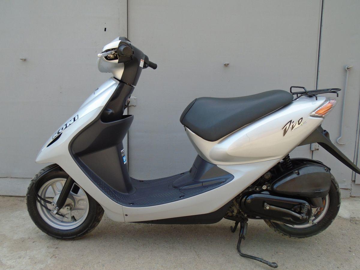 Фото 9 - продам скутер Honda DIO AF 56