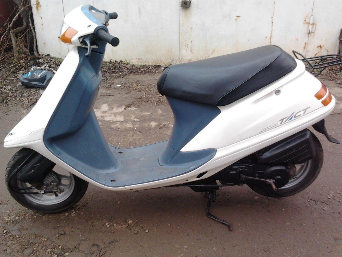 Фото 10 - продам скутер Honda DIO AF 56