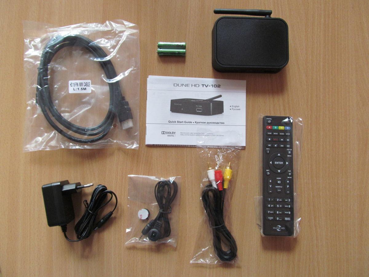 Фото 3 - HD-медиаплеер Dune HD TV-102W (новый, гарантия 12 мес)