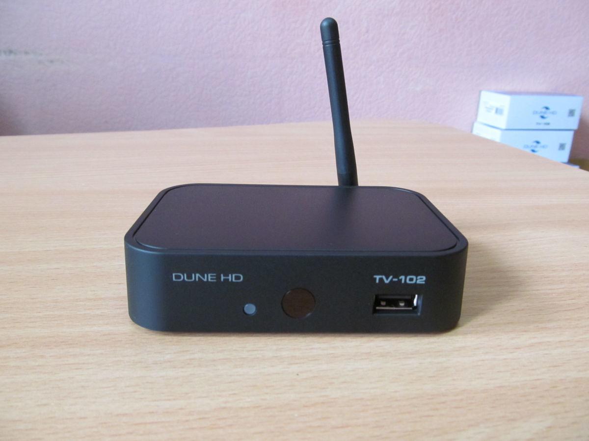 Фото - HD-медиаплеер Dune HD TV-102W (новый, гарантия 12 мес)