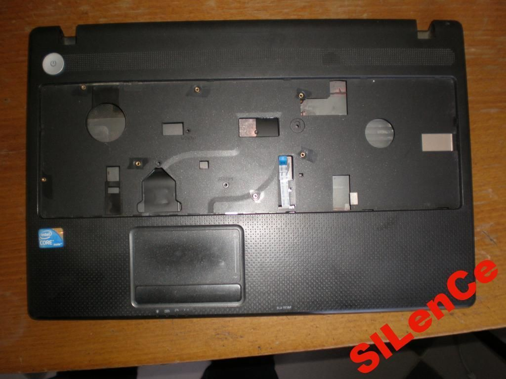 Фото 6 - Корпус весь низ Acer eMashines 732G