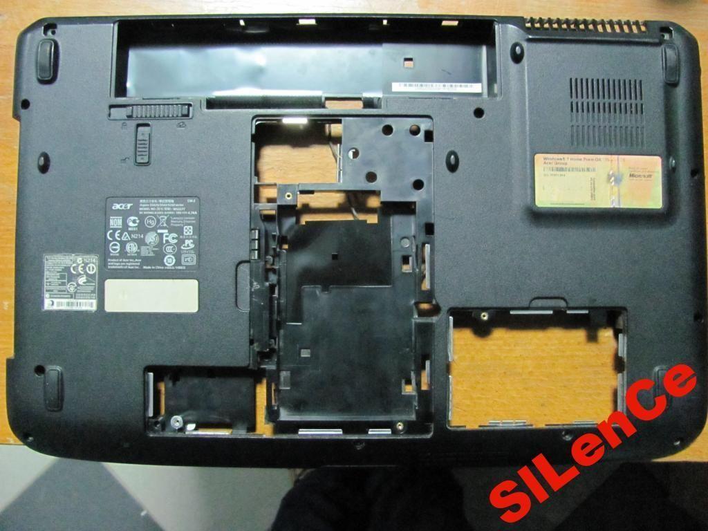 Фото 2 - Корпус весь низ Acer 5542,5242 series