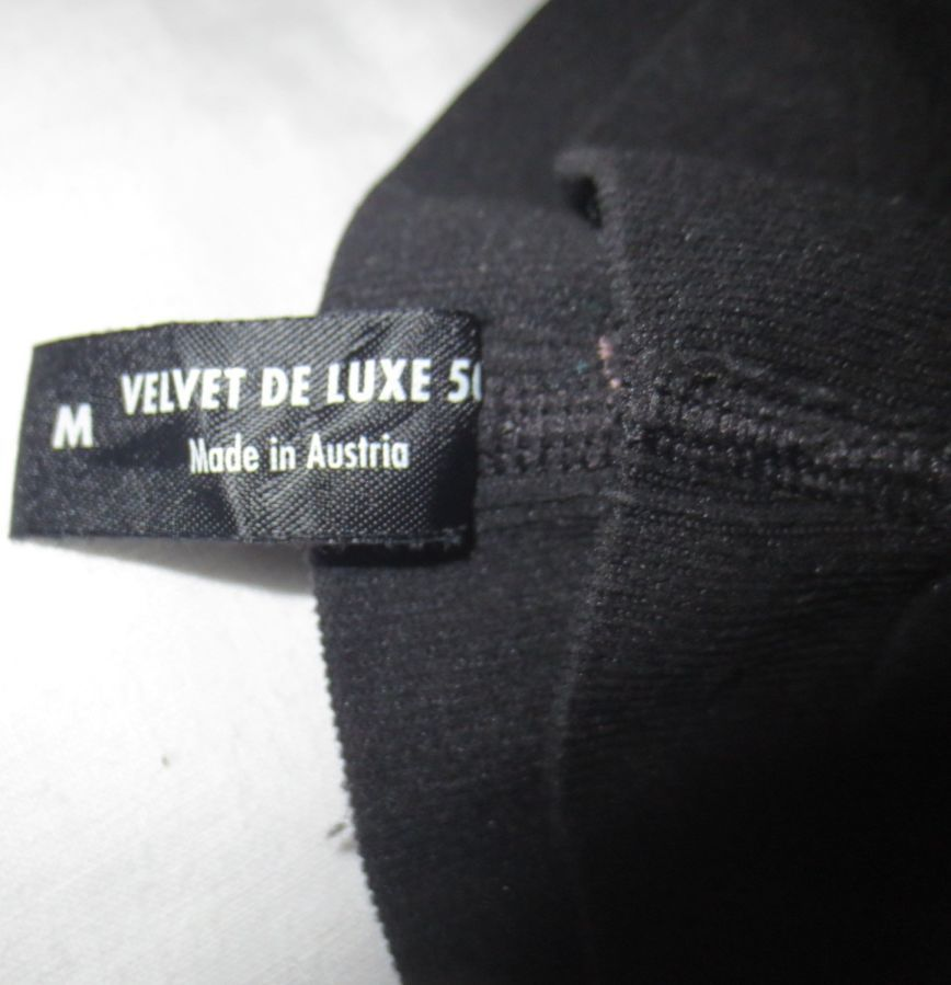 Фото 4 - Колготки Wolford Velvet De Luxe 50, Лот №174,р.3-ка