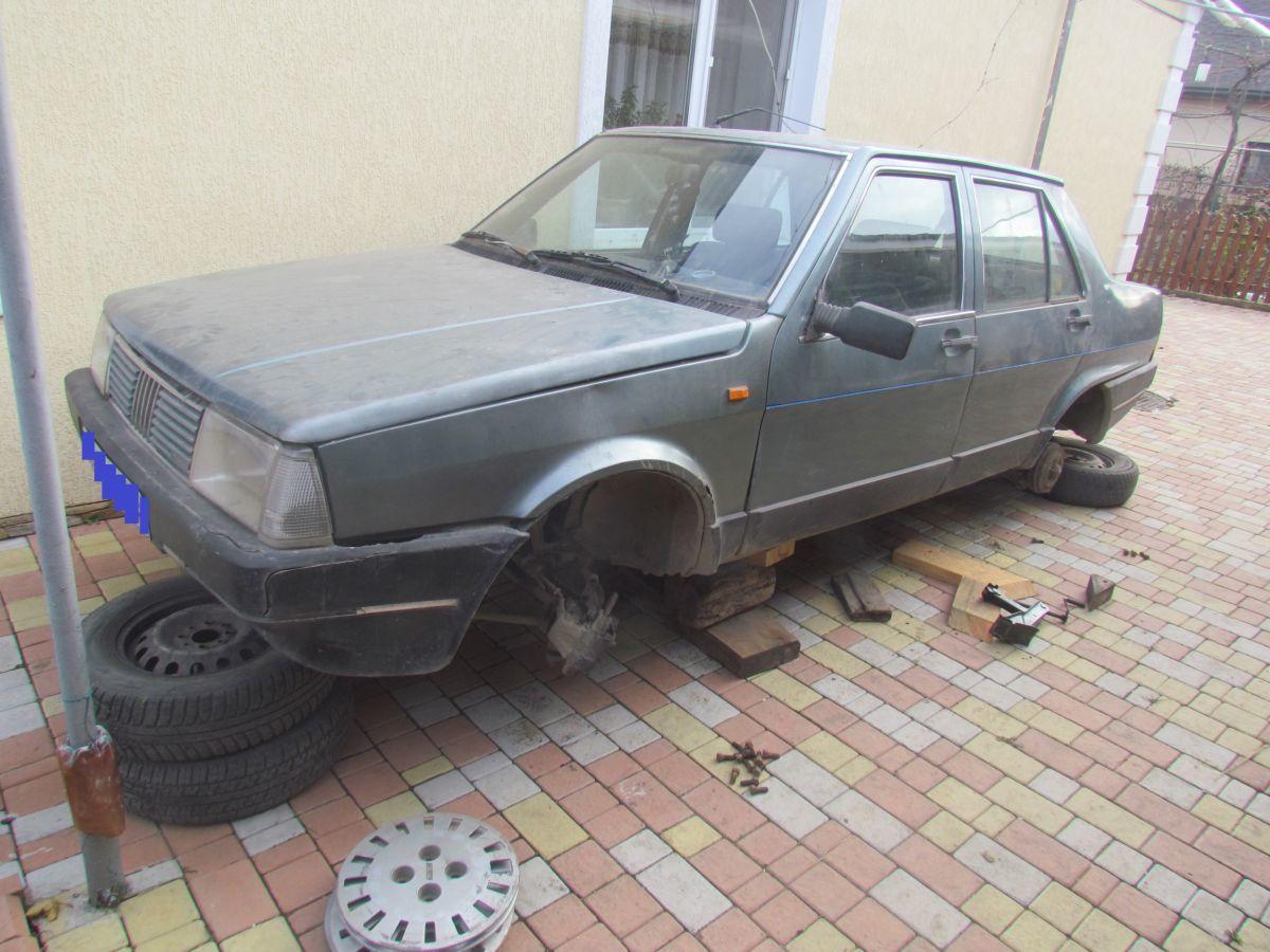 Фото 2 - Продам з/ч б/у на Fiat Regata