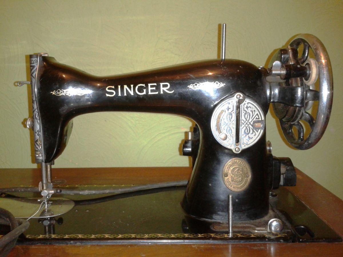 Фото - Швейная машинка Singer
