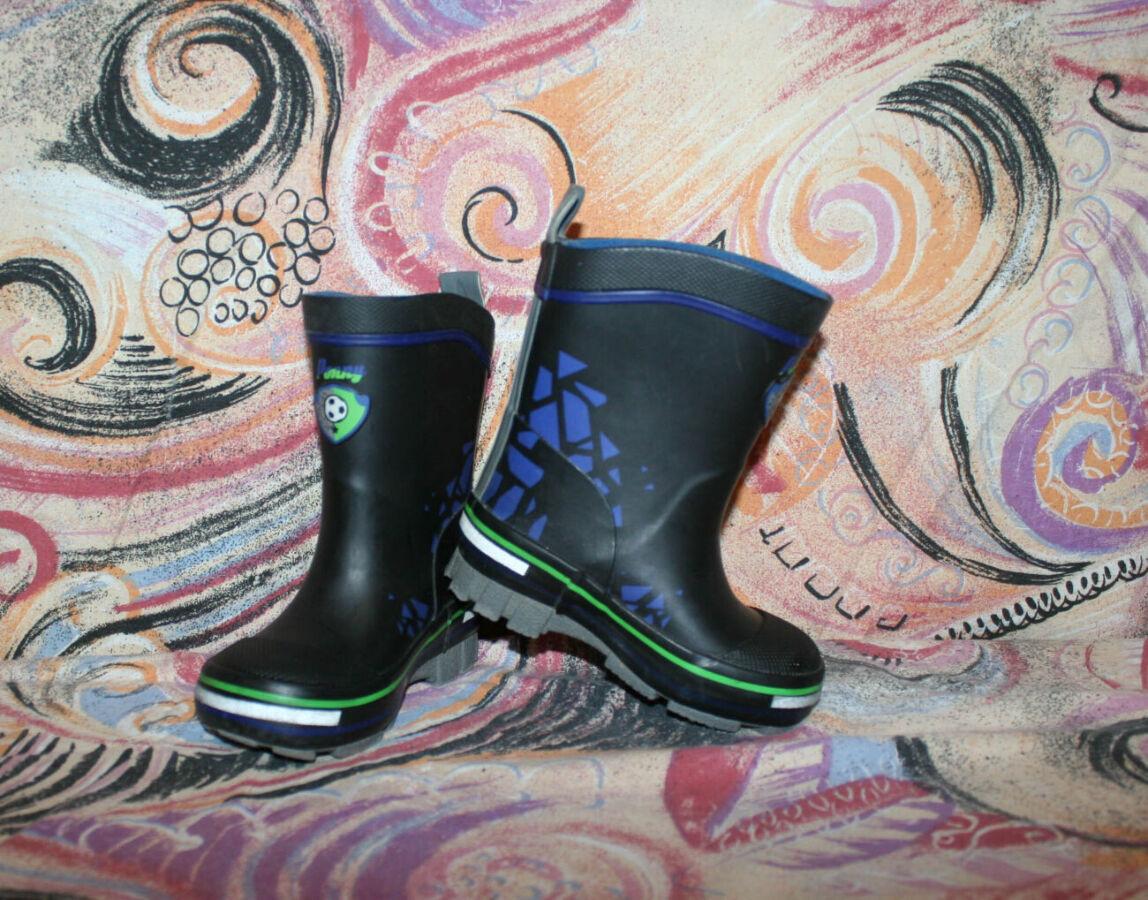 Детские резиновые сапоги дитячі гумові чоботи Panny 22 р,14 см