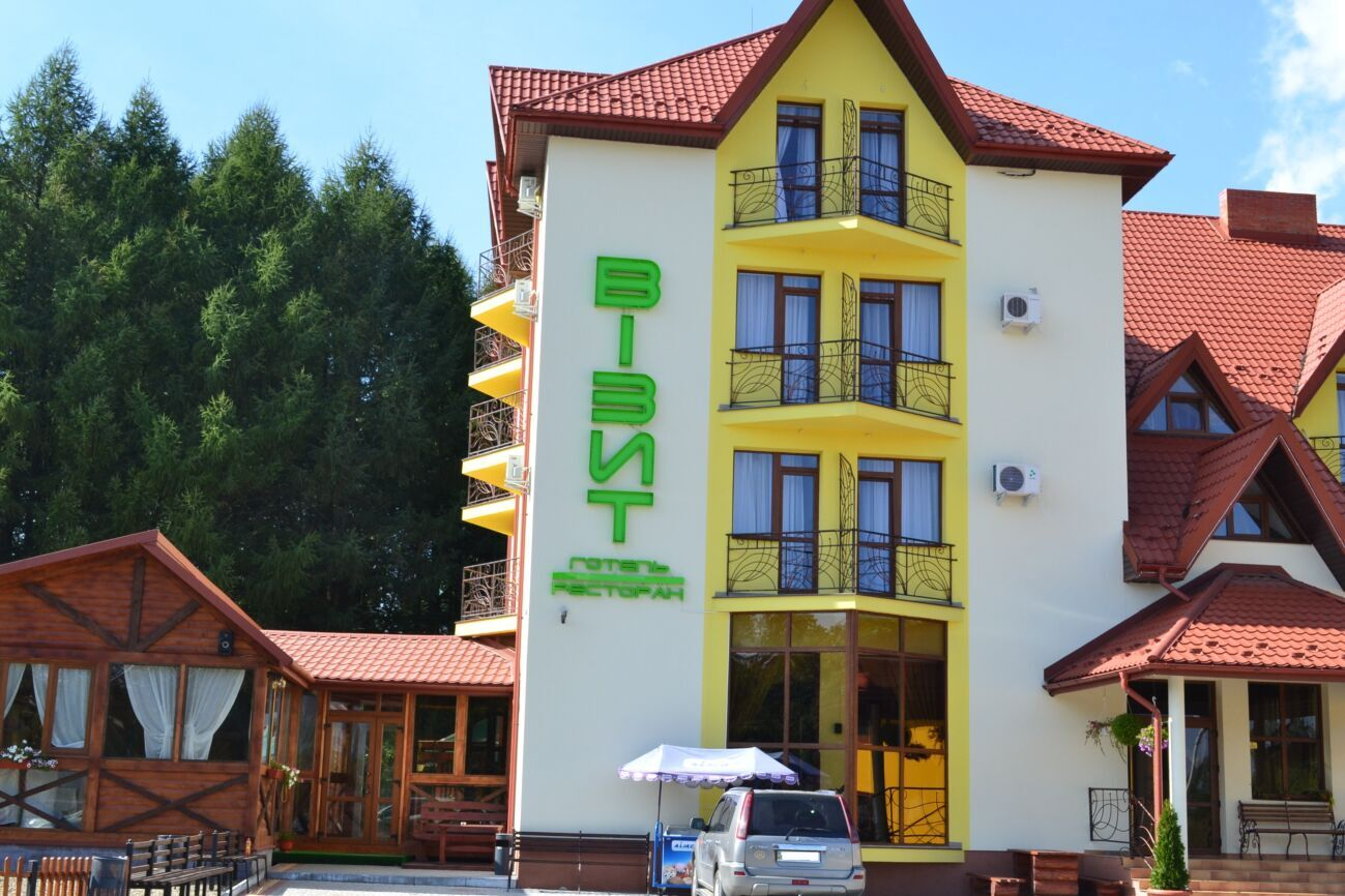 Готель Візит