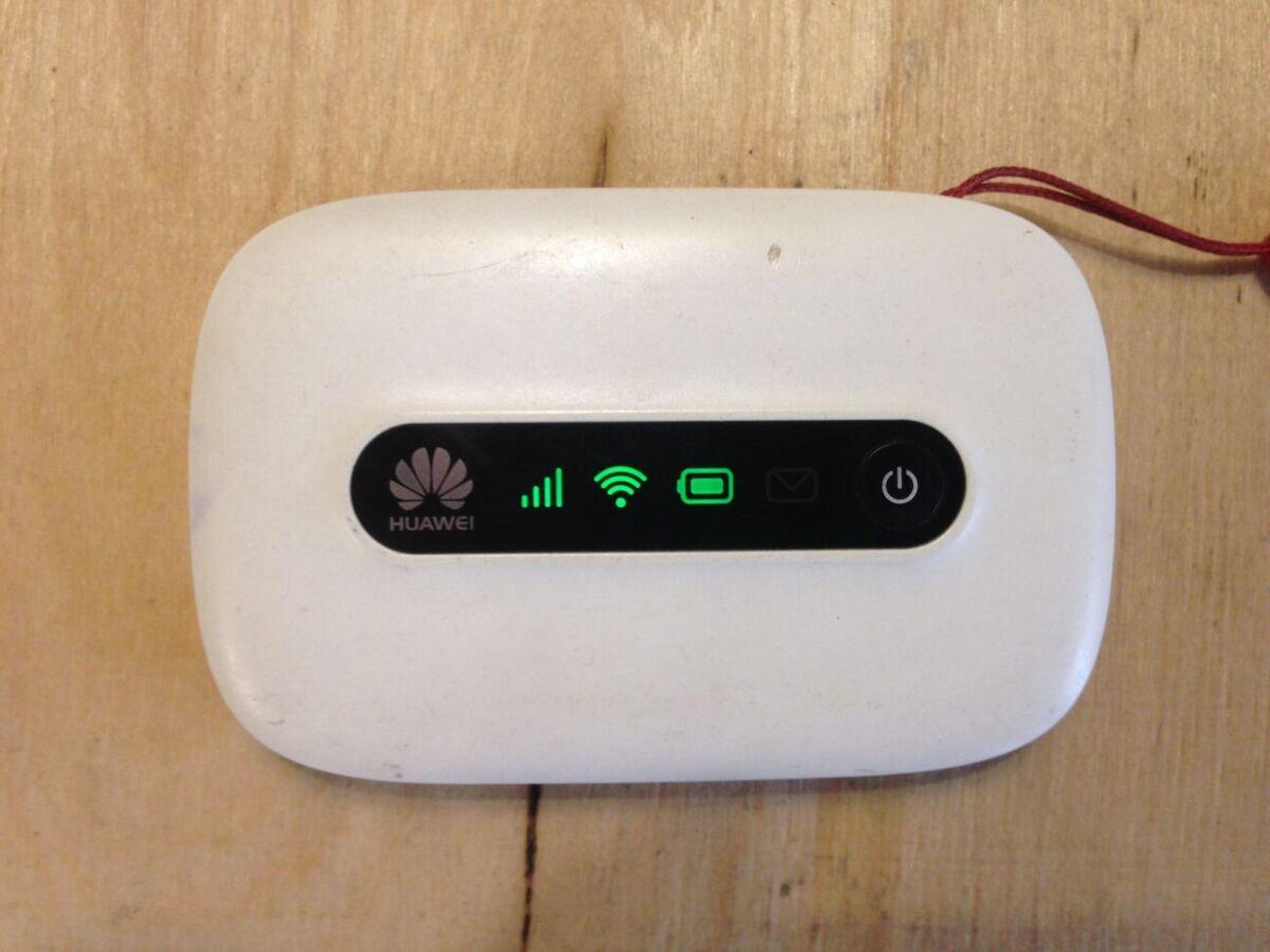 Wi-Fi мобильный роутер Huawei EC5321u-1, 14Мб/с