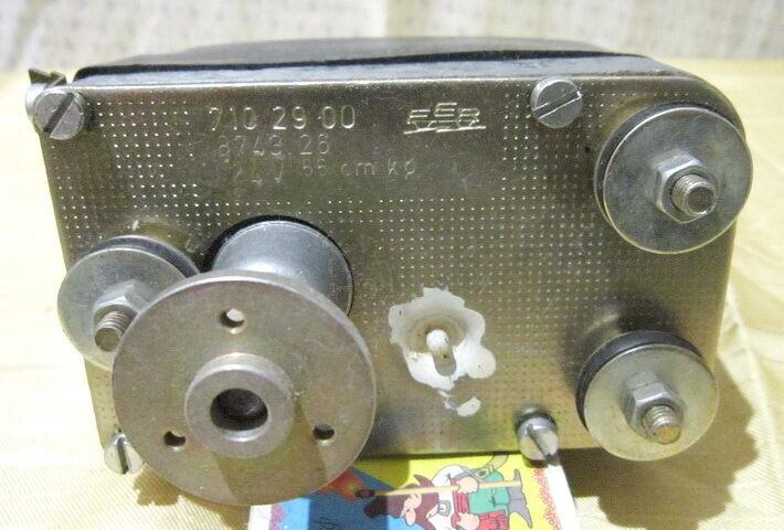 Электродвигатель постоянного тока.Питание 24 вольта.Немецкий