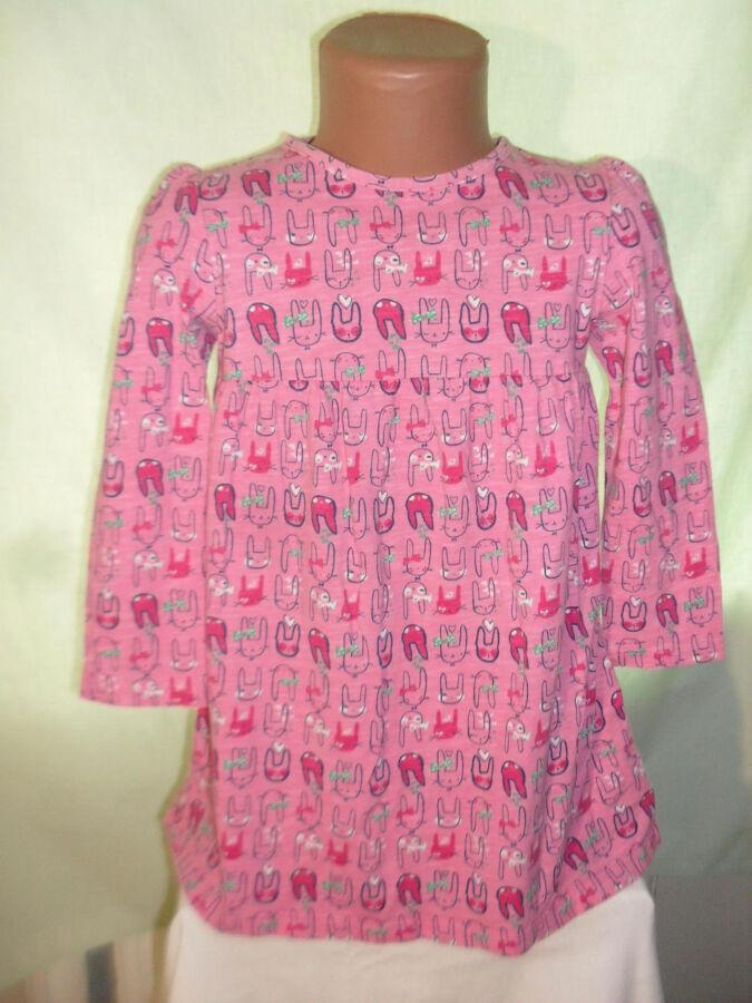 Платье трикотажное на 3-4годика