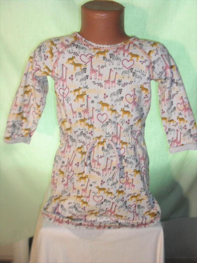 Свитшотное платье на 3годика