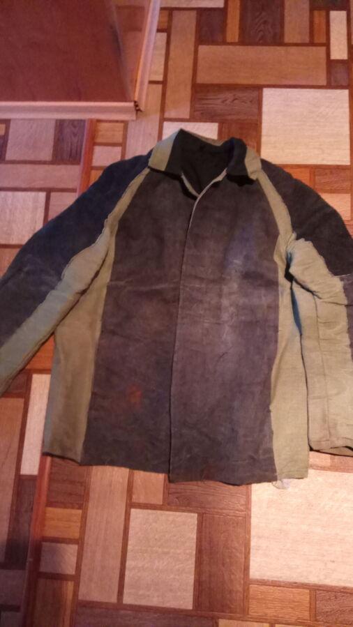 Продам куртку сварщика(роба)