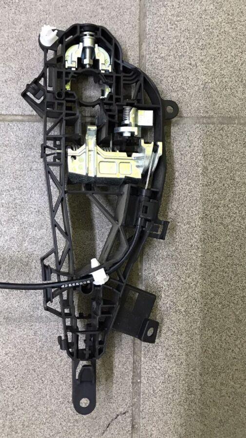 Механизм, кронштейн двери, зад правый Chevrolet Bolt 13598454