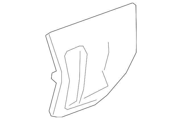 Пластик верхний Shift Housing Chevrolet Bolt Ev 94515679