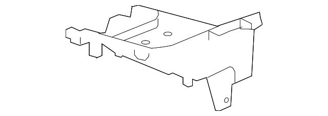 Лоток Tray Chevrolet Bolt Ev 42492312