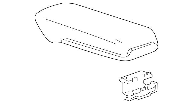 Подлокотник Armrest Chevrolet Bolt Ev 42625008