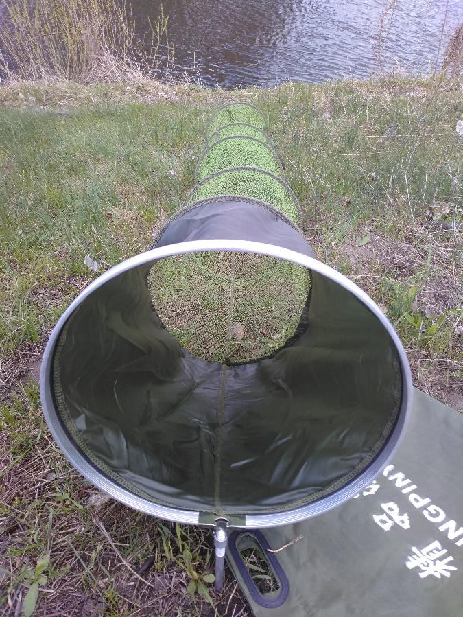 Садок для рыбалки 2.5 метра