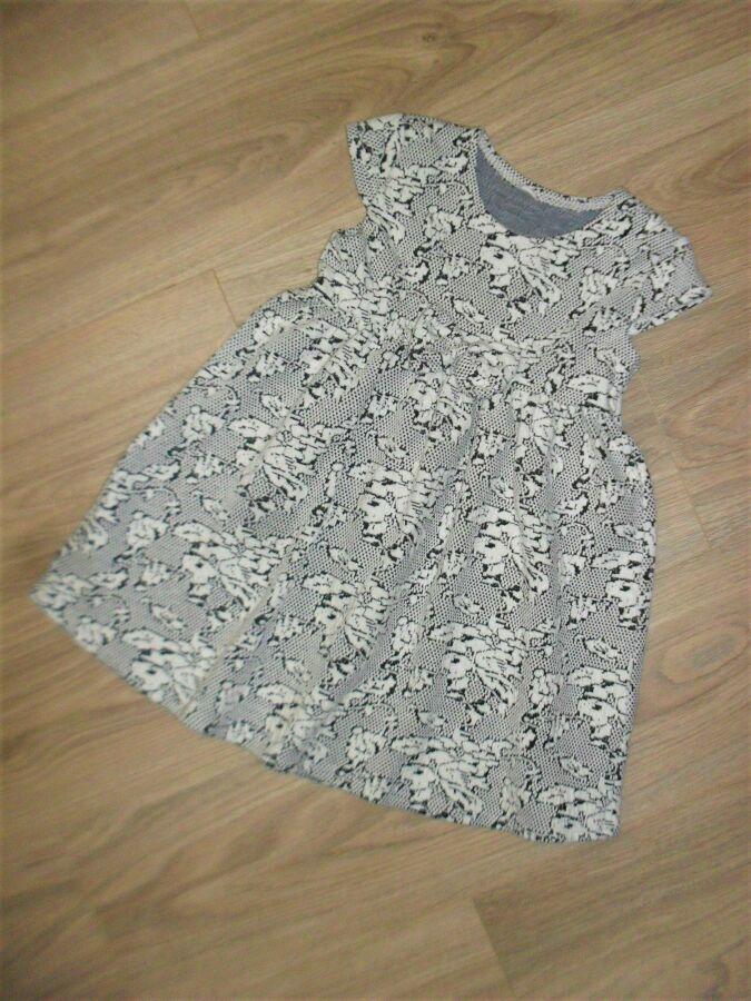 Платье для садика на 3-4годика