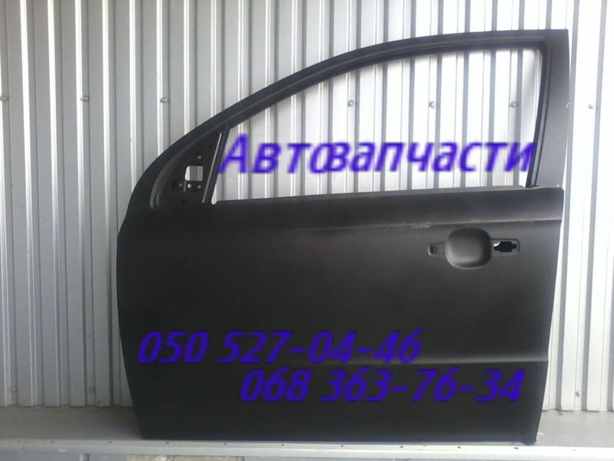 Дверь Шевроле Авео Т200 Т250 Т255 Т300 передняя задняя. Сумы