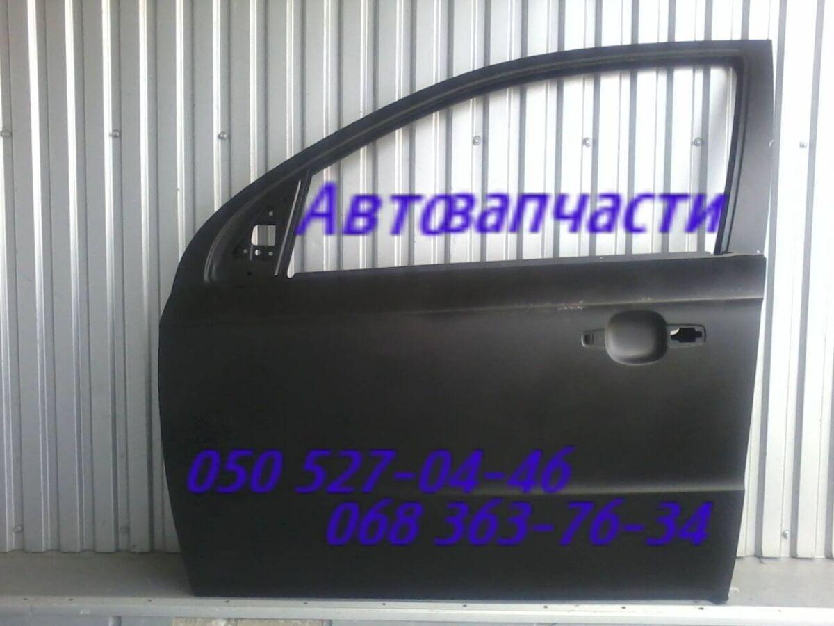 Дверь Шевроле Авео Т200 Т250 Т255 Т300 передняя задняя. Ровно