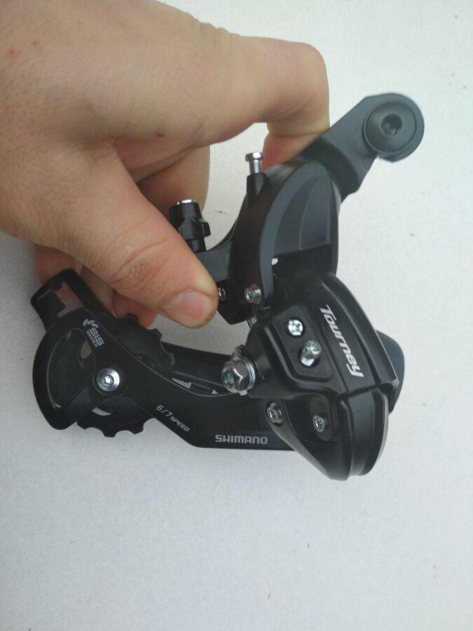 Shimano RD-TY300 болт крюк переключатель задний перекидка вело