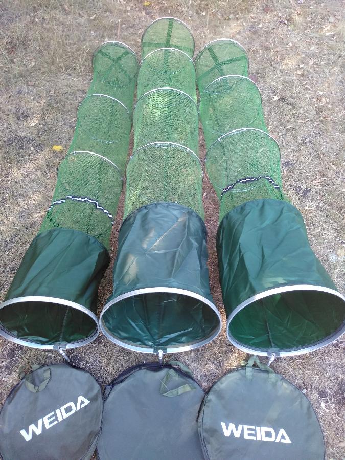 Садок для рыбалки Weida 2.5 метра