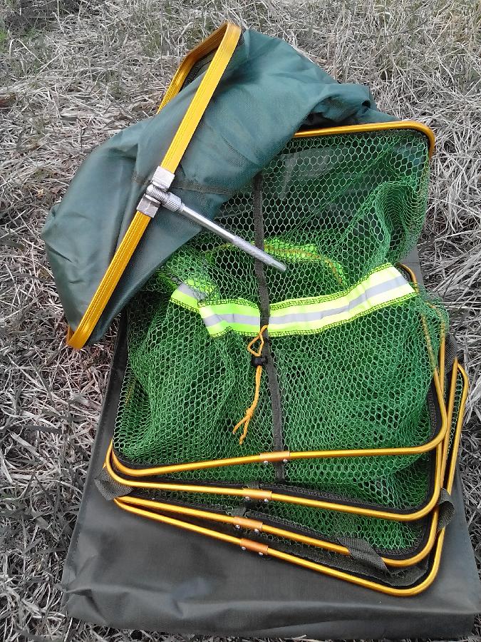 Садок для рыбалки 2.3 метра.