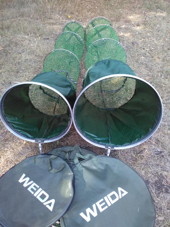 Садок для рыбалки Weida 2 метра