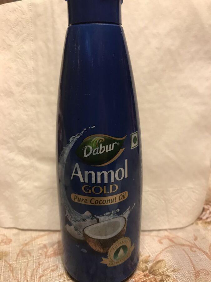 Кокосовое масло Dabur Anmol Gold Pure Coconut Oil