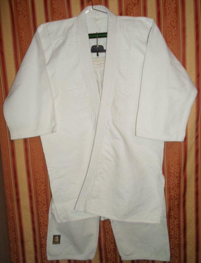 кимоно жёсткое дзюдо размер 190