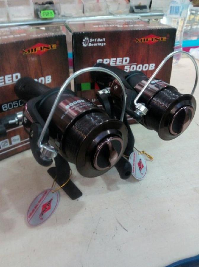 Катушка Mifine Speed 5000B