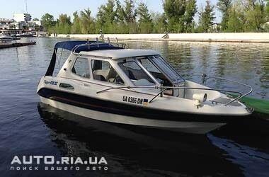 Продам катер река-море Катер река-море Флиппер 630 ОС с мотором Сузуки