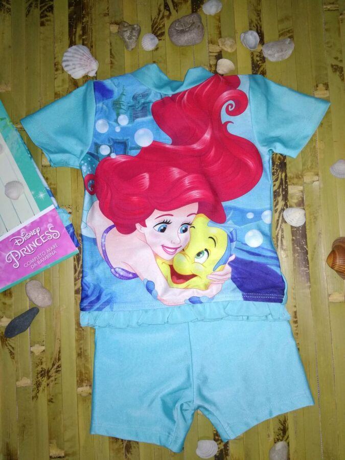 Купальный костюм купальник disney princess ariel 74-80 и 86-92