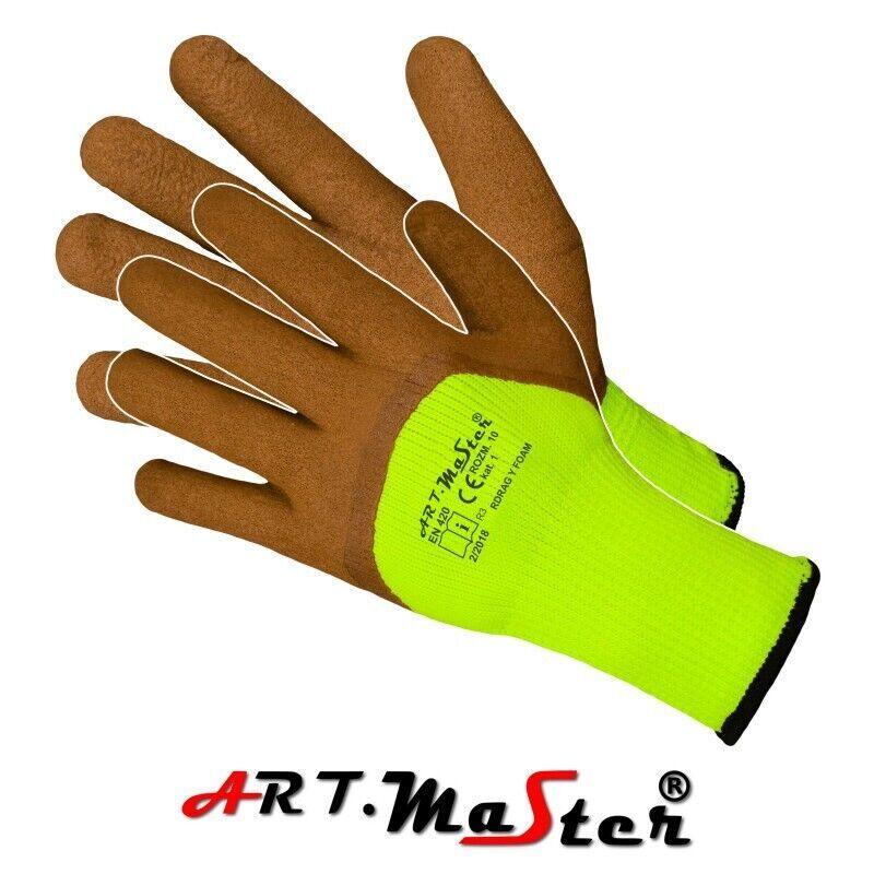 Зимние рабочие перчатки,
