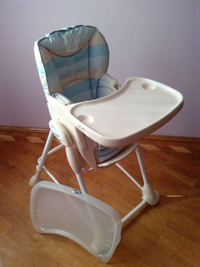 Продам детский стул-трансформер bebe confort Omega, б/у