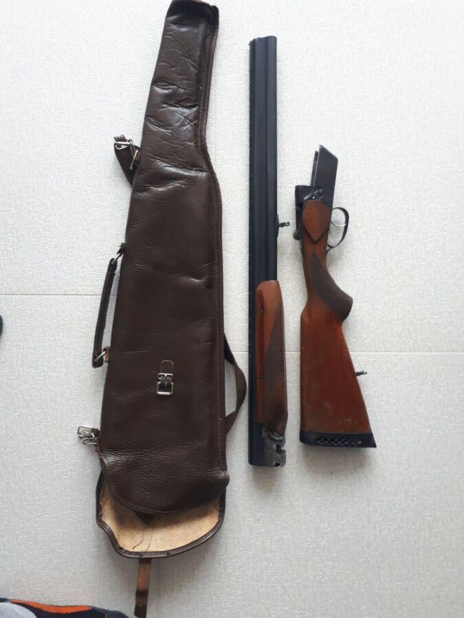 Ружье Cobalt P20 Pump Action 12/76