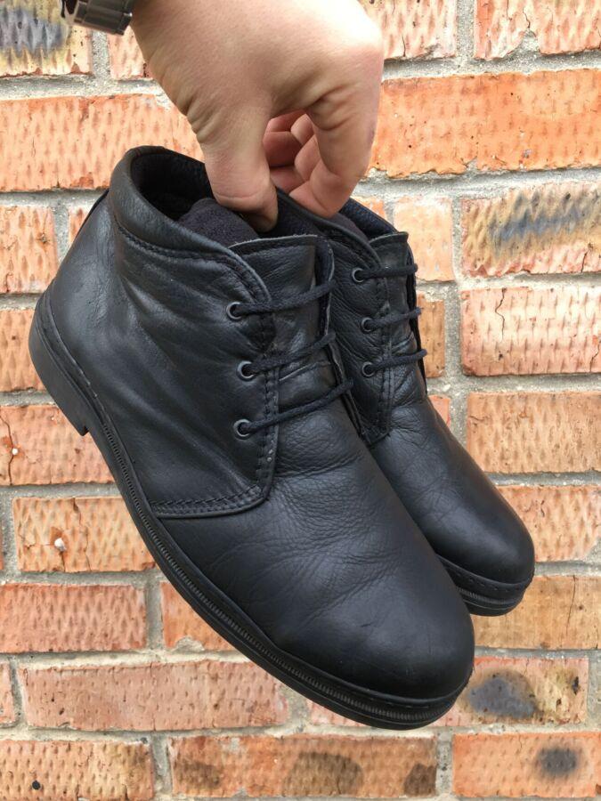 Ботинки из натуральной кожи Размер 42 (26,5см.)