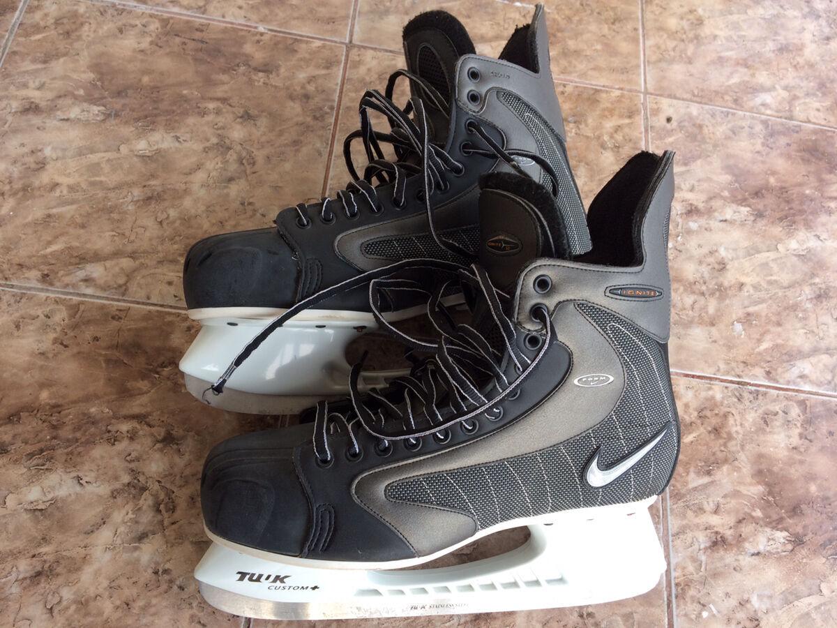 Коньки хокейные Nike Hayler