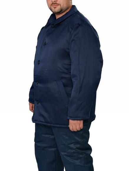 Фуфайка рабочая, куртка ватная, спецодежда утепленная