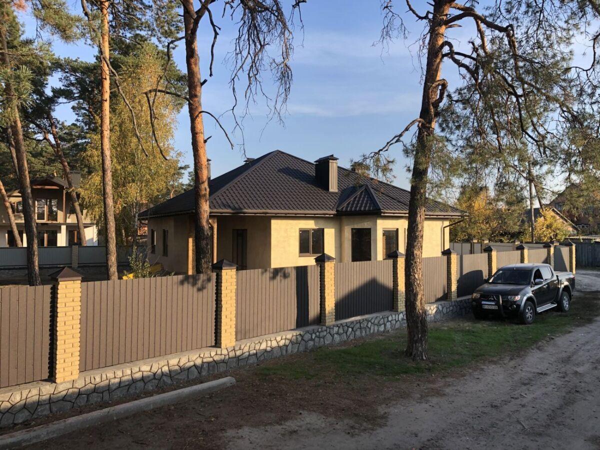 Продам новый дом в сосновом лесу!