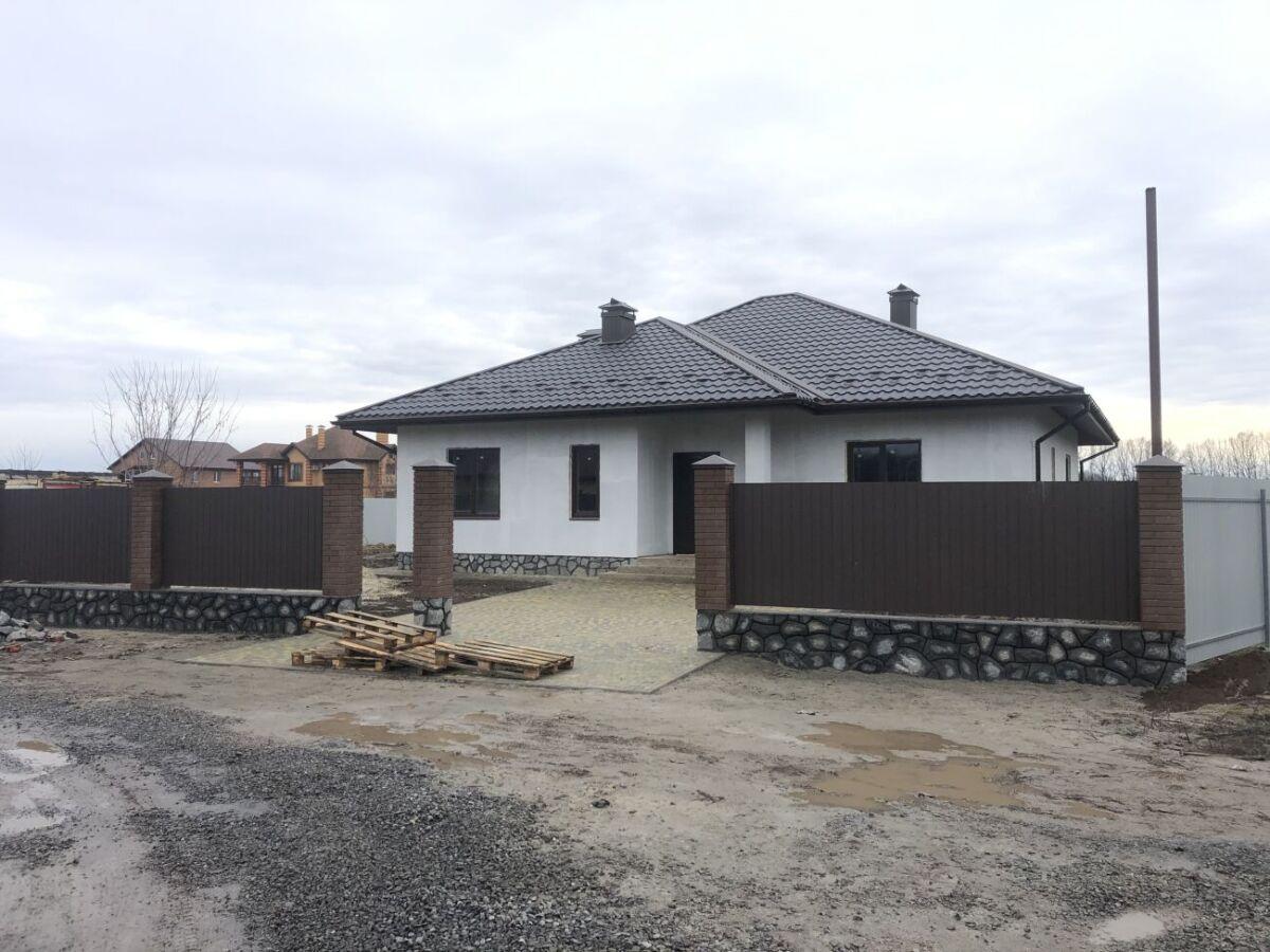 Продам новый дом в Яру