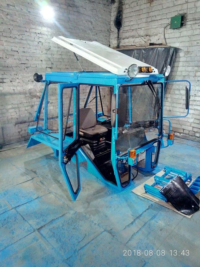 Продам новую большую УК кабину на трактора МТЗ или ЮМЗ