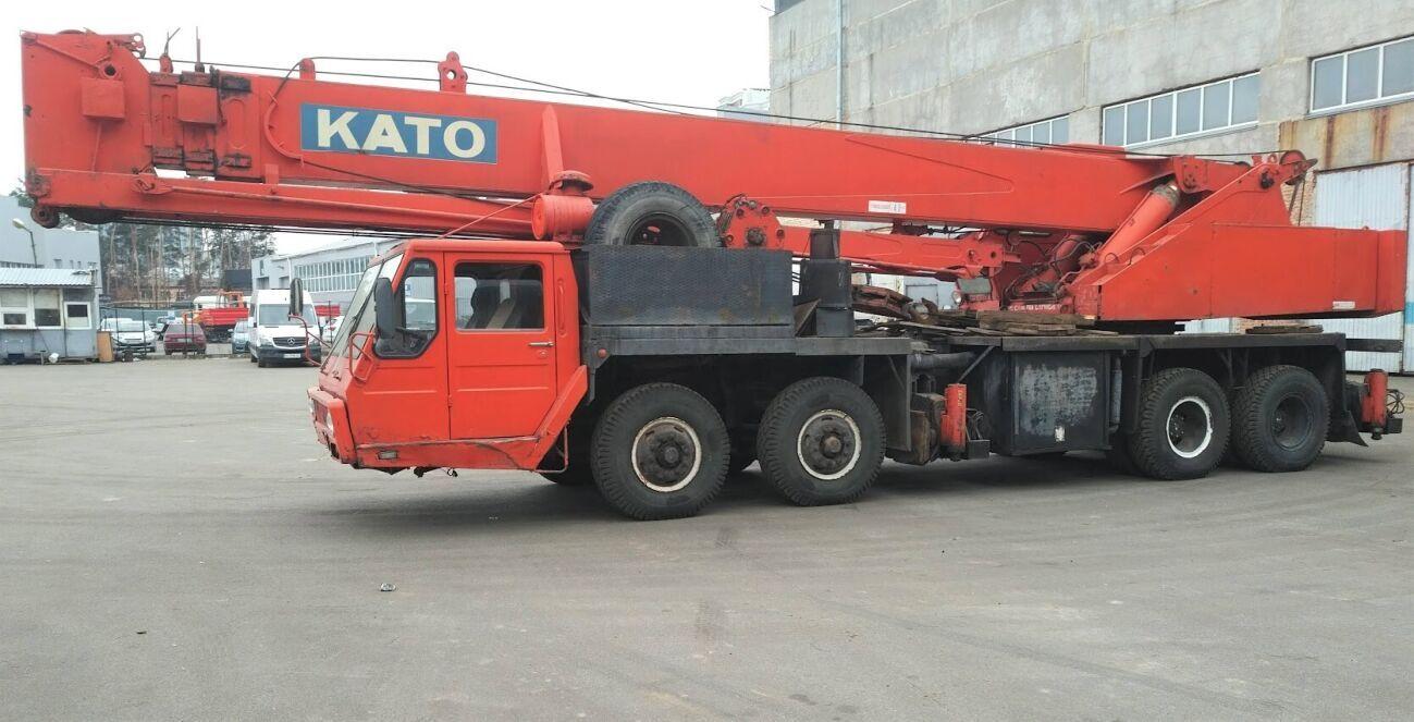Автокран KATO NK-450S