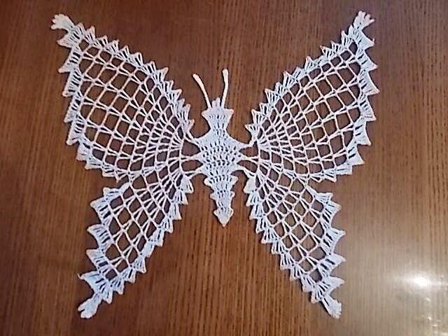 Декоративная бабочка ручной работы для украшения интерьера, подарок