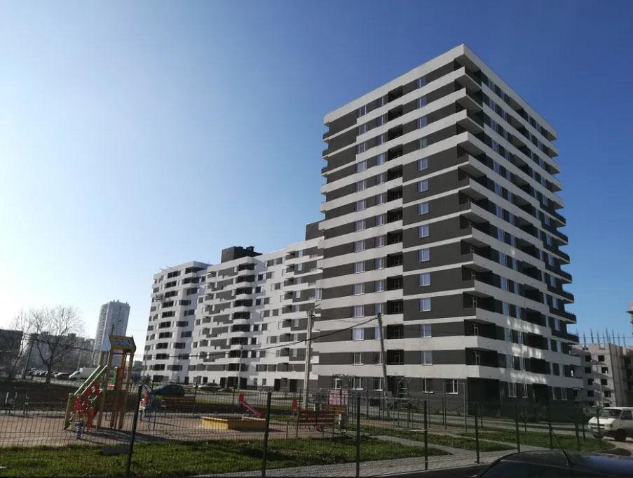 Продам БЕЗ КОМИССИИ 3-х к.квартиру 101 м2  в новострое ЖК Пролисок ЖС2