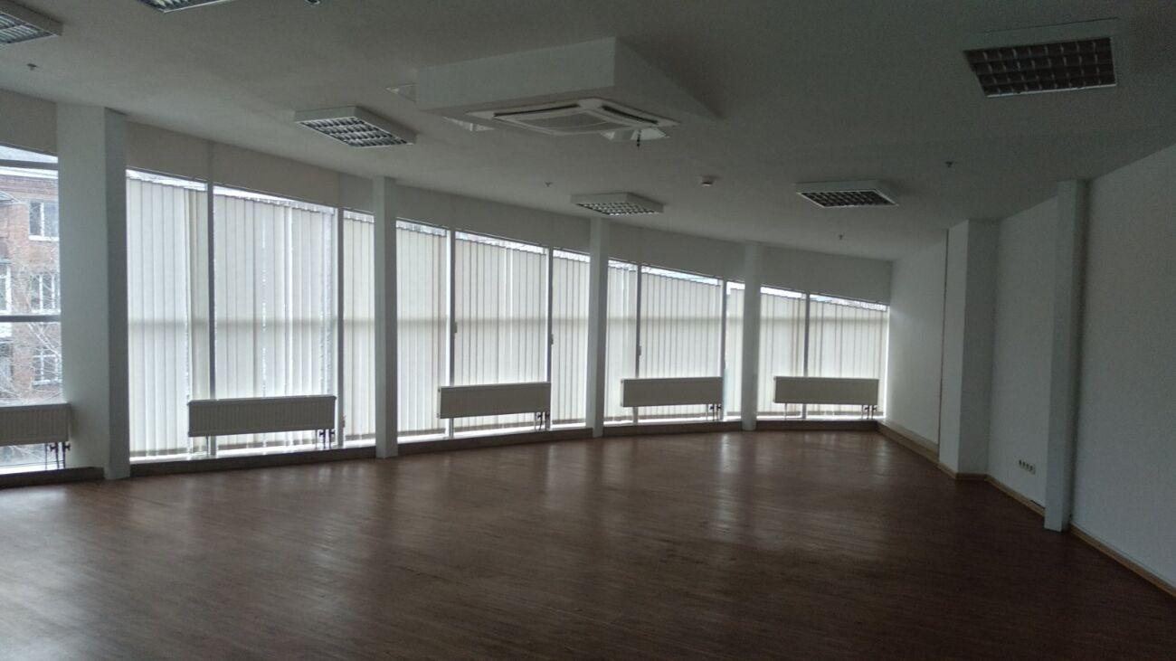 Офис 108м.кв в Бизнес-Центре (метро Дружбы Народов)