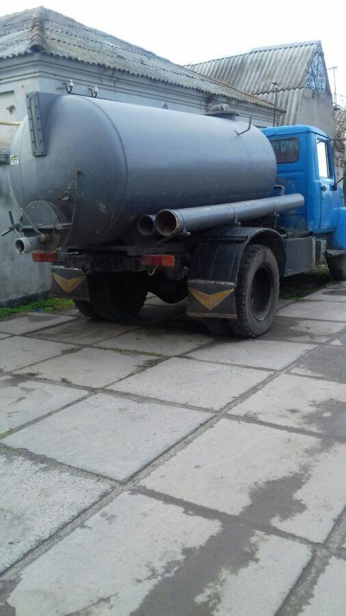 Продаю асенизаторку